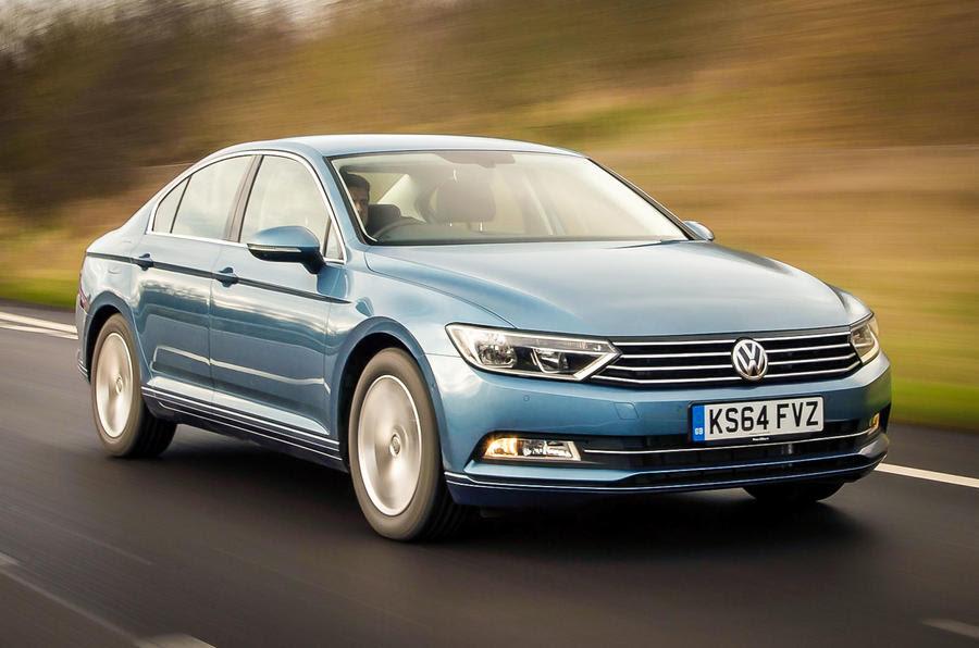 2015 Volkswagen Passat 1.6 TDI S review review | Autocar