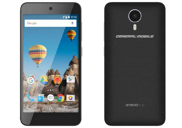 GM 5: First Android One Smartphone with Android 7.0 Nougat Announced