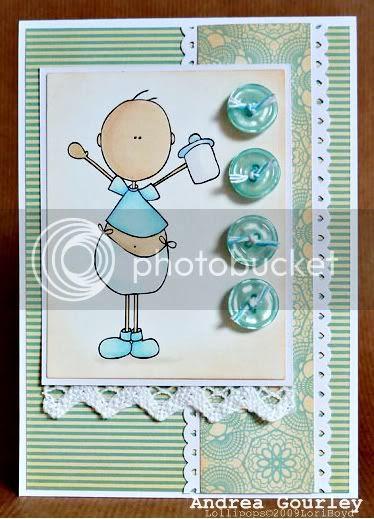 Lollipop-Baby McCoy