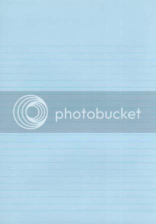 Reprodução de uma página de papel azul de 25 linhas. * Image hosted by Photobucket.com