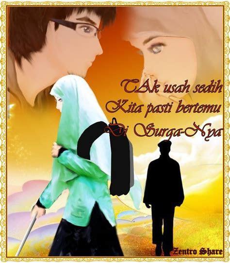 5100 Gambar Animasi Romantis Islam Terbaik
