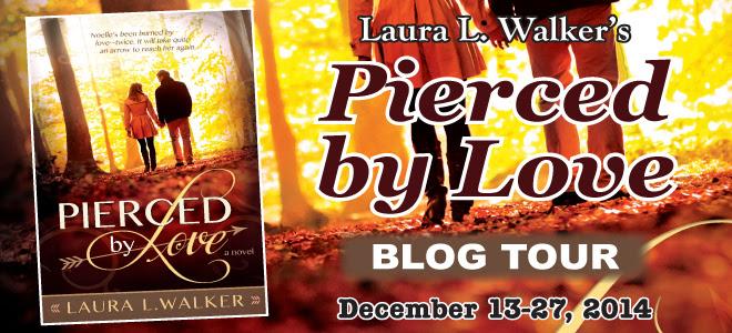 Pierced by Love blog tour