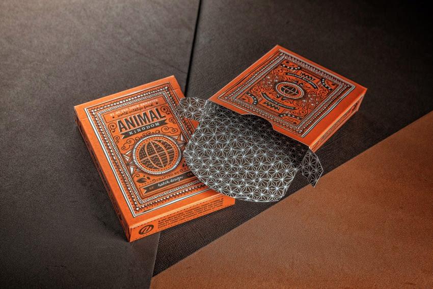 Animal Kingdom Playing Card Deck