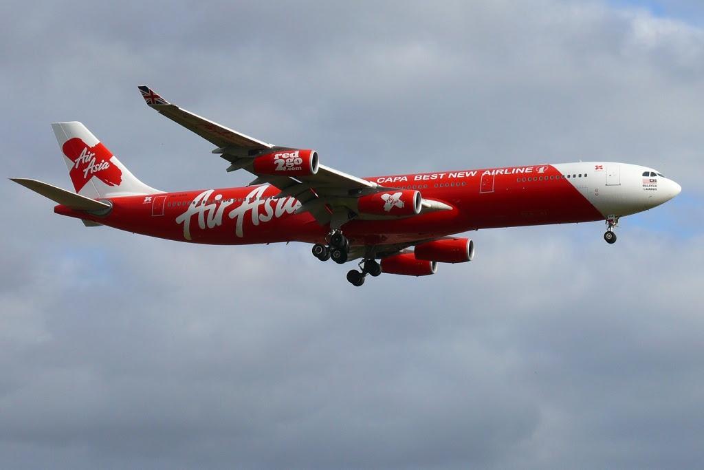 Sejarah Air Asia 1