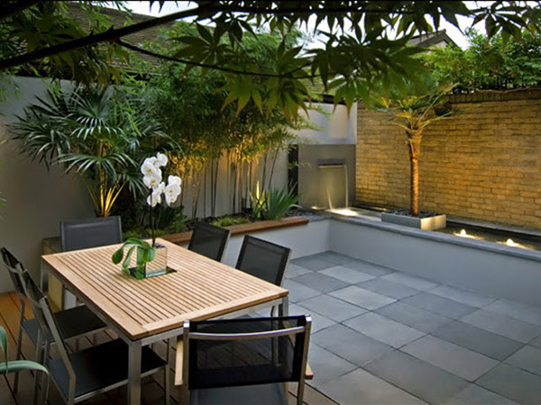 25 Exotic Backyard Landscape Ideas - SloDive