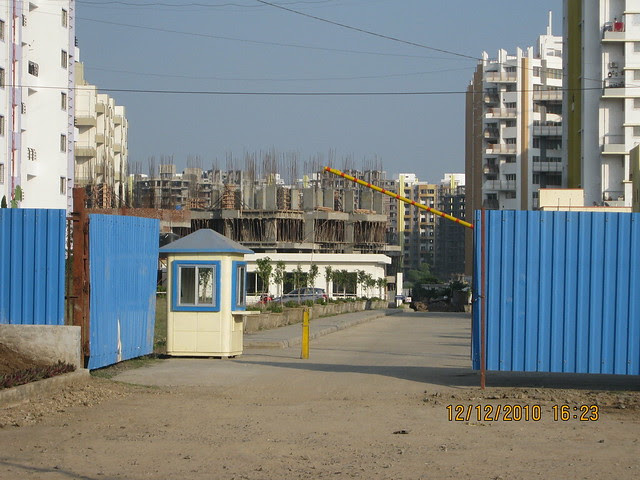 Nandan Inspera and other housing projects at Wakad Pune
