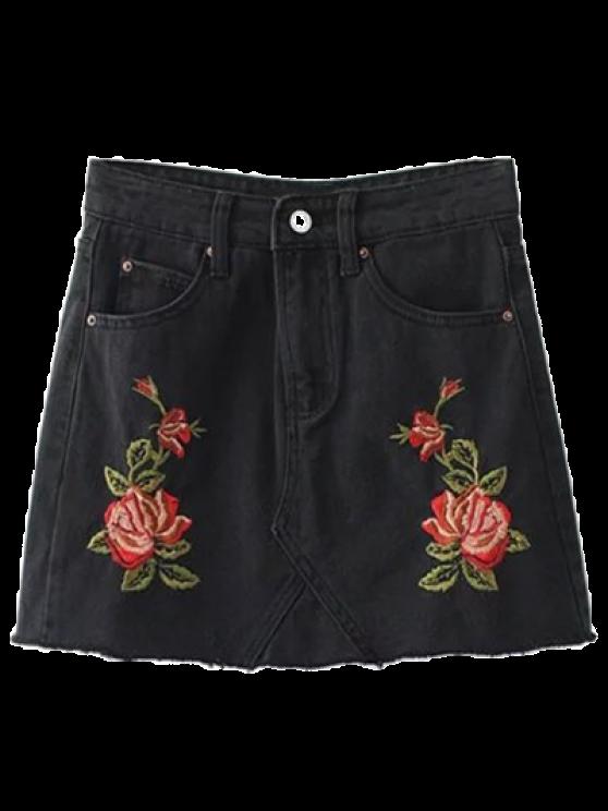 http://www.zaful.com/cutoffs-rose-embroidered-denim-skirt-p_281472.html