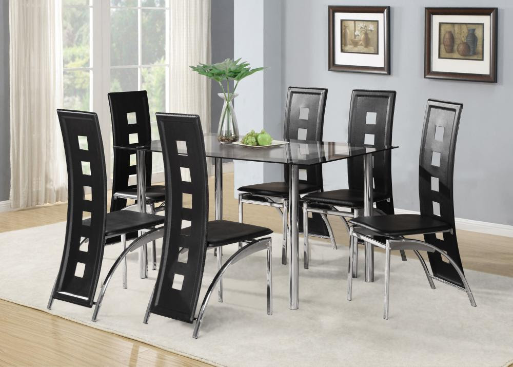 Bgdrs40 Black Glass Dining Room Sets Today 2020 11 29 Download Here