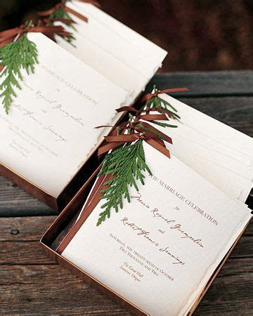 Best 25  Fall wedding programs ideas on Pinterest   Fall