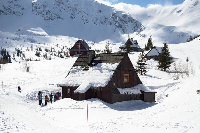 Zakopane Zimą Turystyczne Atrakcje W Miastach Polski