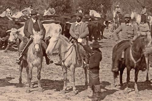 Gaucho Rodeo de Cerca