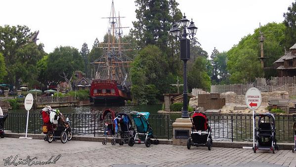 Disneyland Resort, Disneyland, Frontierland, New Orleans Square