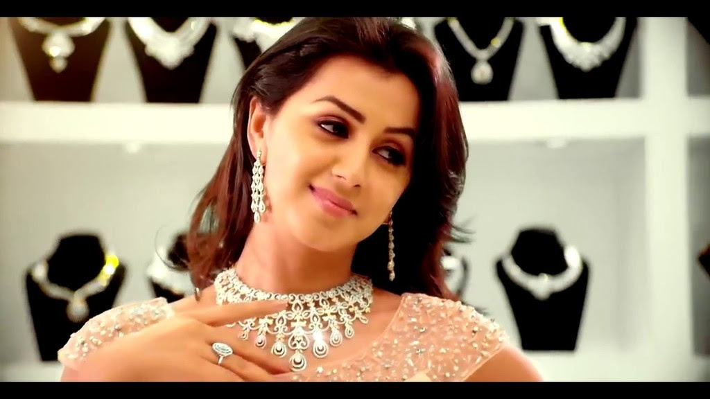 Nikki Galrani - Josco Advertisment Shoot GIFs