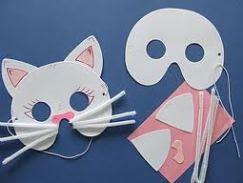 çocuklar Için Maske Yapımı çocukların Gelişimi