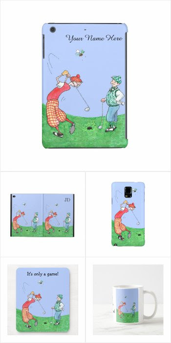 Golf Gifts and Cards