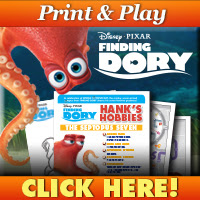Download Finding Dory Activities