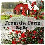 From The Farm Blog Hop