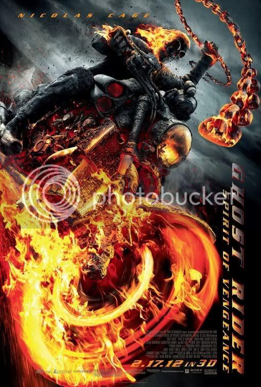 ghost rider: spirit of vengence