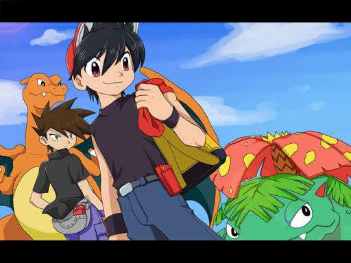 Pokemon Speciallikemovie  Pokémon Adventures Photo