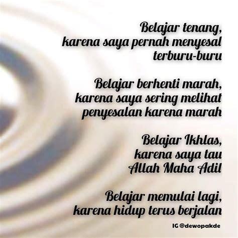 guru kehidupan ithink quotes indonesia quotes
