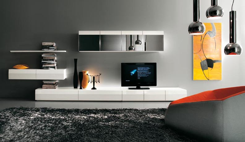 Modern TV Wall Units
