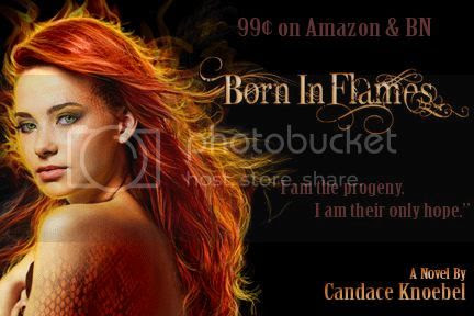 Born in Flames on sale $.99 photo BorninFlamesSale.jpg