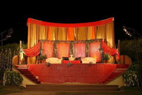Soma Sengupta Indian Bridal Decoration  Mandap!   Indian