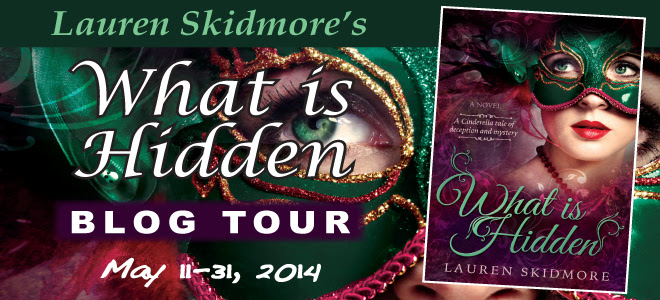 What is Hidden blog tour