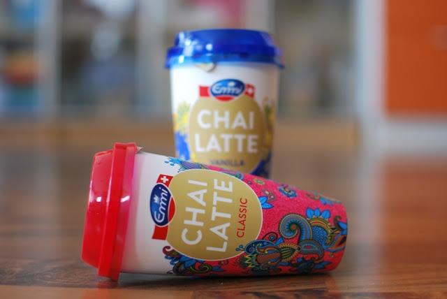 Emmi Chai Latte classic & vanilla