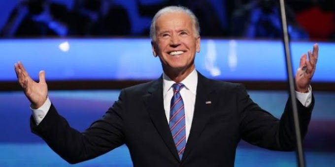 Joe Biden Defeats Trump To Emerges  President Of The United State