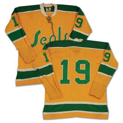 California Golden Seals 70-71 jersey