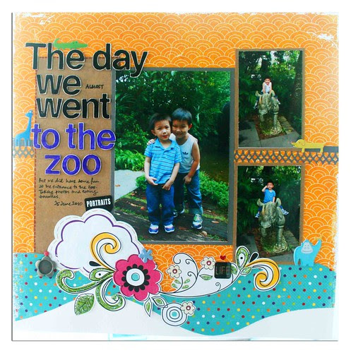 The day we almost went to the zoo