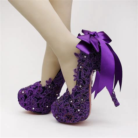 Online Get Cheap Unique Purple Shoes  Aliexpress.com