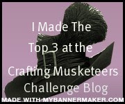 TOP 3 Crafting Musketeers