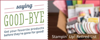 2014 Stampin' Up! Retired List