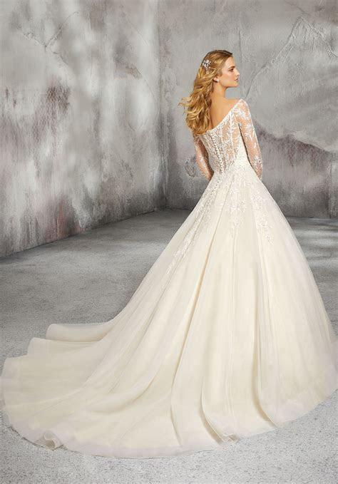 Laurel Wedding Dress   Style 8281   Morilee
