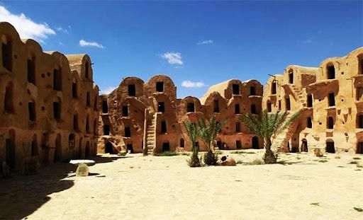 Resultado de imagen de palais du sud tunisien