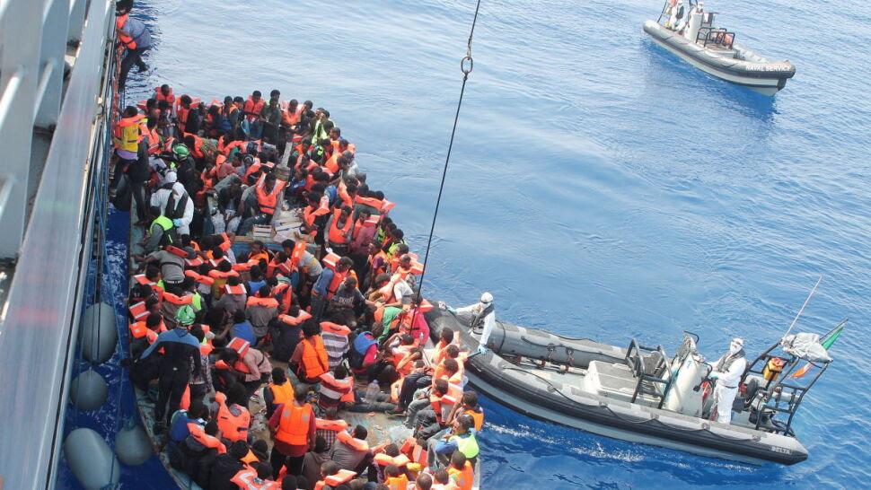 Setki dzieci zginęły na morzu.  Chciały dostać się do lepszego świata