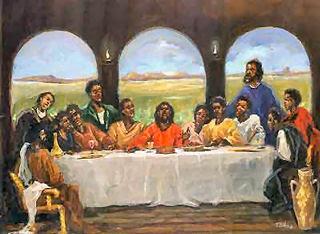 The Last Supper T Ellis Fine Art