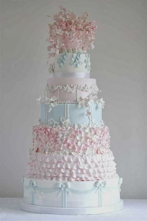 268 best images about Wedding Cake 2014 on Pinterest