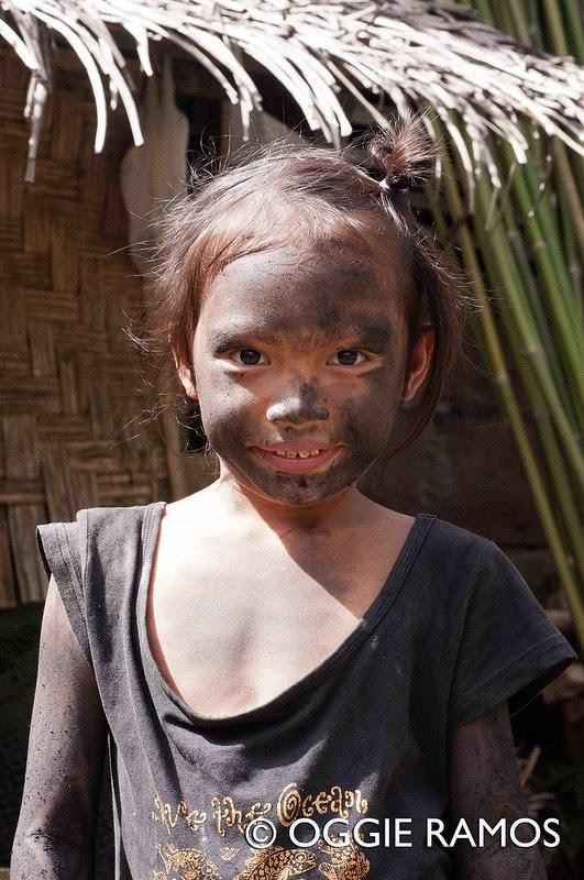 El Nido Barutuan Festival Smiling Impish Girl