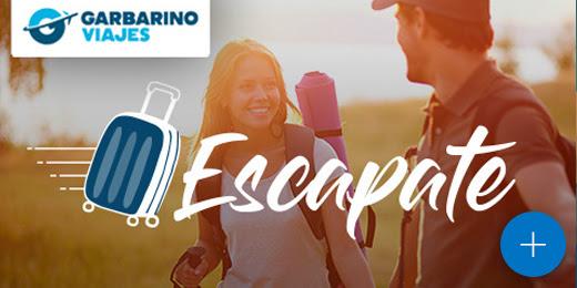 GARBARINO VIAJES - ¡Escapate y viajá con Ofertas Increíbles!