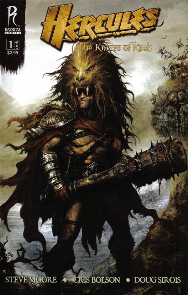 Hercules - The Knives of Kush