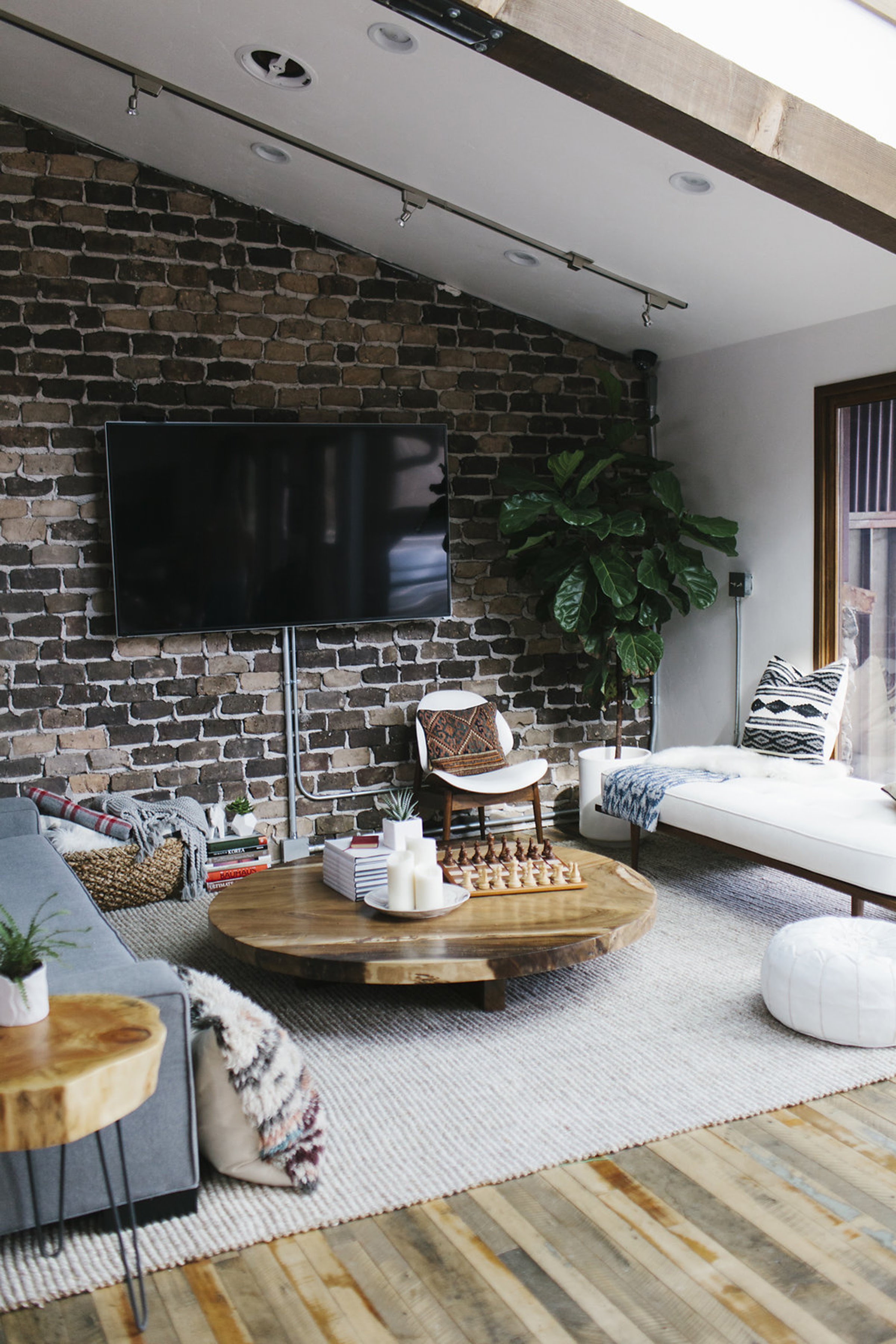 tour around my home: the entry & living room | See Jane Blog