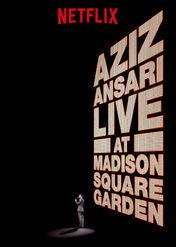 Aziz Ansari Live at Madison Square Garden | filmes-netflix.blogspot.com