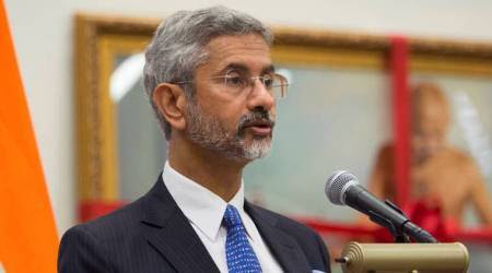 Amid Rohingya crisis, Jaishankar arrives in Myanmar to discuss security cooperation