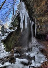Unnamed waterfall, Jamestown, TN