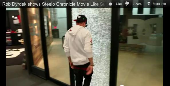 Walking Through Glass Like A Boss Videos
