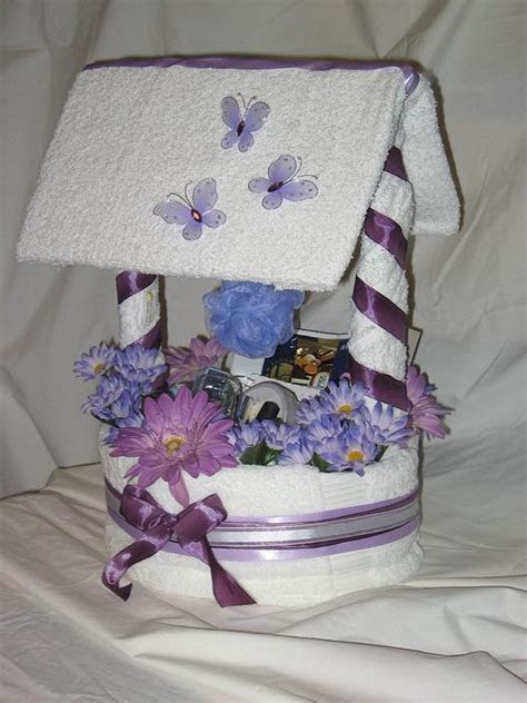 630 best images about Towel Cake Gifts on Pinterest
