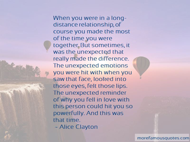 I Love You Long Distance Relationship Quotes Top 2 Quotes About I